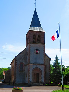 Église Sainte-Marguerite.