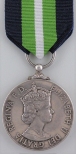 Colonial Prison Service Medal