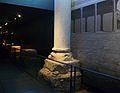 Columna del fòrum de Valentia, Centre Arqueològic de l'Almoina.JPG