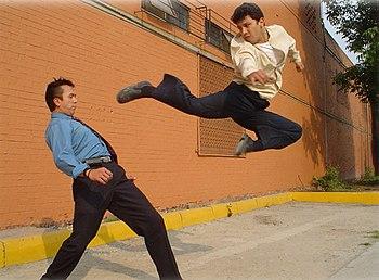 Fight Scene Example 3