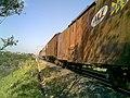 Comboio que passava sentido Guaianã na Variante Boa Vista-Guaianã km 206 em Salto - panoramio.jpg