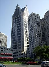 List Of Tallest Buildings In Michigan Wikipedia