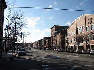 Commercial Street, Portland, Maine - Commercial Street