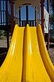 Community playground at local park near Wayland Baptist University, Plainview, Texas. (24486702504).jpg