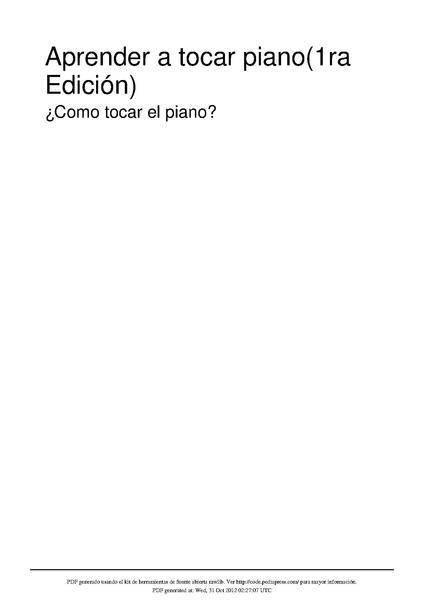 File:Como tocar el piano.pdf