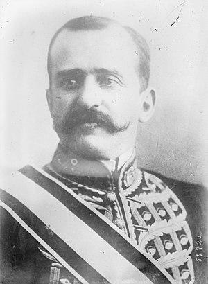 Álvaro de Figueroa, 1st Count of Romanones - Álvaro de Figueroa, 1st Count of Romanones