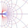 Conformal grid after Möbius transformation.svg