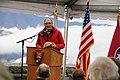 Congressman Phil Roe, Foothills Parkway Ribbon Cutting, November 9, 2018--Warren Bielenberg (45866670481).jpg