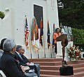 Congresswoman Pelosi Commemorates Memorial Day (34319718364).jpg