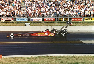 Connie Kalitta American drag racing driver and airline owner