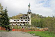 Il minareto oggi si trova in uno stato di degrado.
