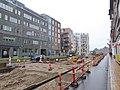 Construction of Odense Letbane on Østre Stationsvej 02.jpg