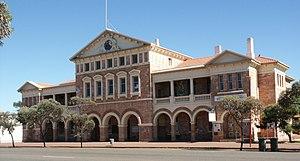 Coolgardie, Western Australia - Coolgardie Warden's Court