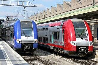 SNCF Class Z 26500 - Image: Coradia Duplex Ter