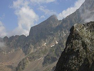Maritime Alps (Corno Stella on Monte Argentera)