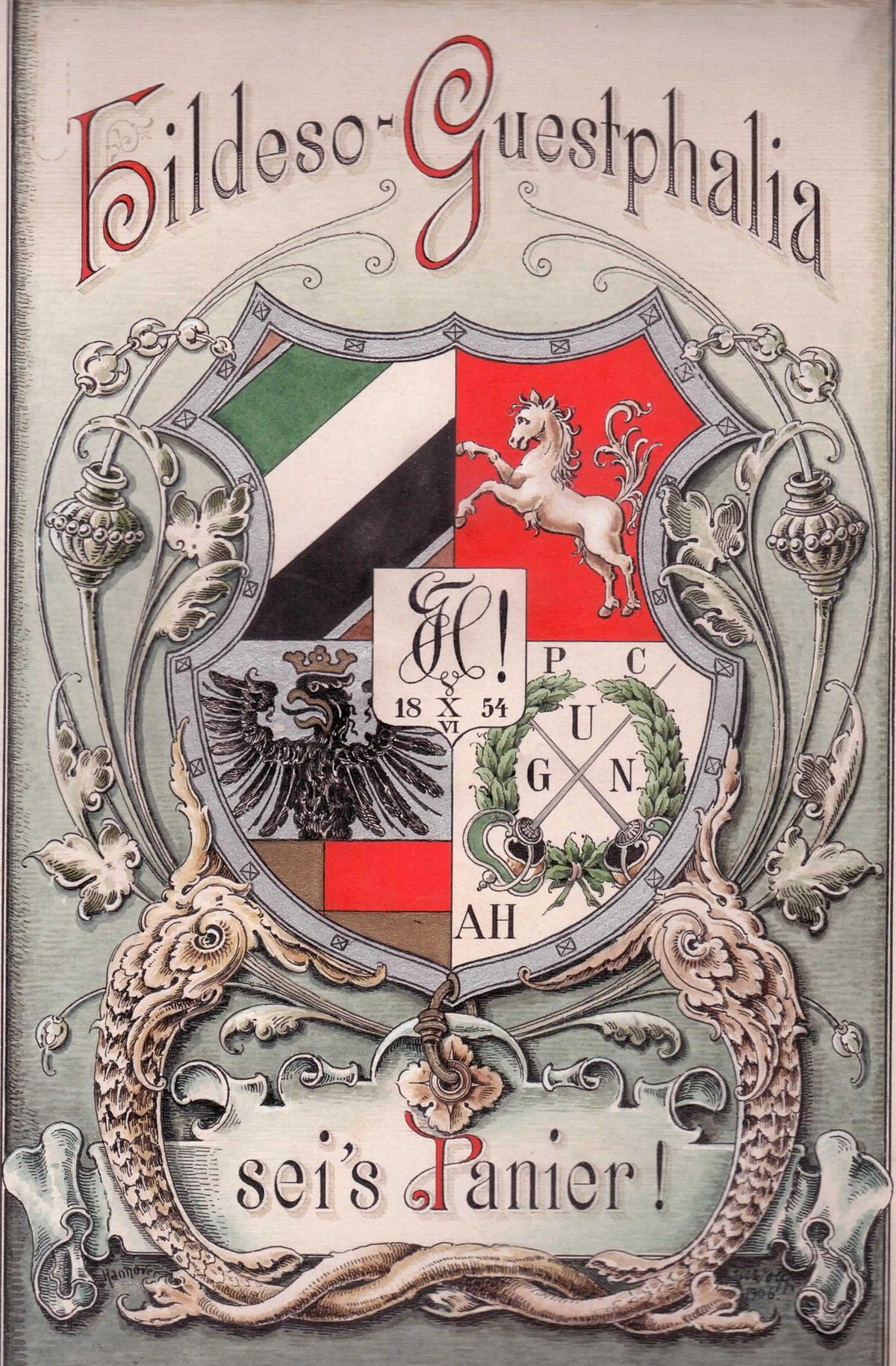 Corps Hildeso Guestphalia Göttingen – Wikipedia