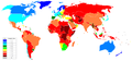 Corruption Perceptions Index 2007.png