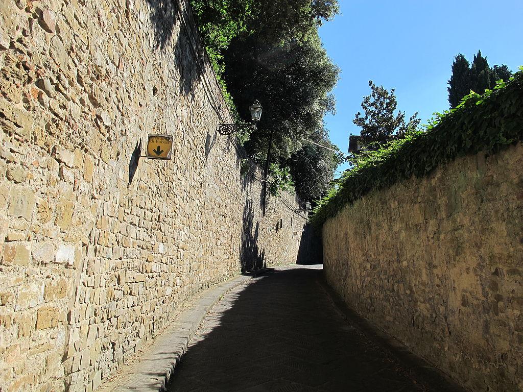 Costa San Giorgio, veduta