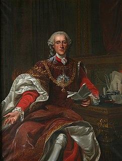 Georg Adam, Prince of Starhemberg Austrian diplomat, 1724–1807