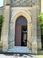 Couze-et-Saint-Front église St Étienne portail.JPG