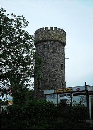 Thomas Russell Crampton - Crampton's water tower, Broadstairs