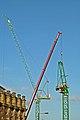 Cranes. Taken by Flickr user (17th October 2012).jpg