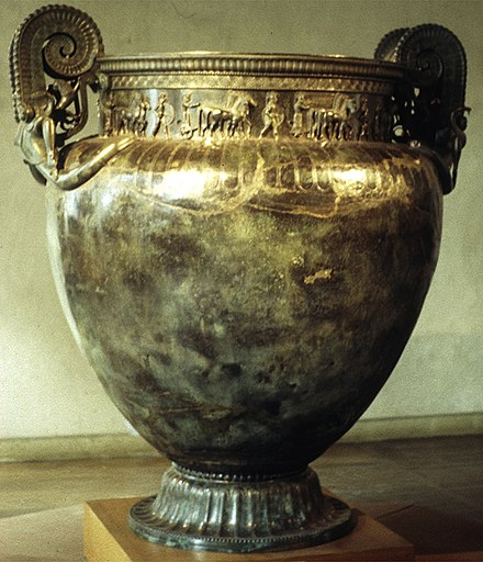 The Vix Krater