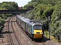 Creech St Michael - GWR 43040-43098 Cardiff service.JPG