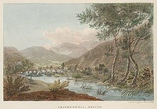 Crickhowell, Brecon
