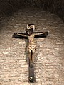 Cristo de la iglesia del Cristo en Abetxuko, Vitoria.jpg