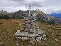 Croce di vetta Cima Lariè - Domodossola, VCO, Piedmont, Italy 2020-09-27.jpg
