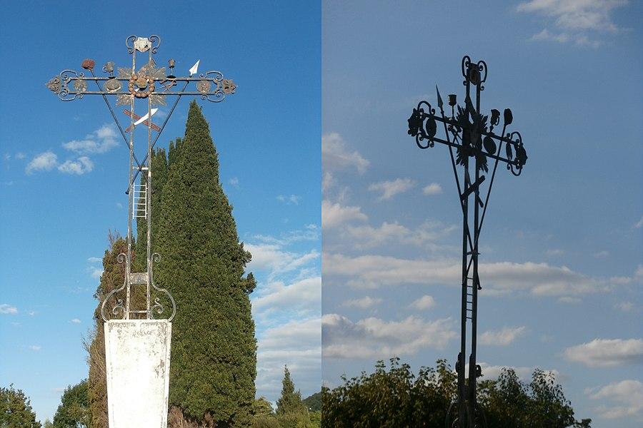 Croix de cimetière de Miramont-de-Comminges