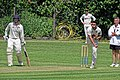 Crouch End CC v North London CC at Crouch End, Haringey London 20.jpg