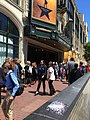 Crowd at Orpheum Theater for San Francisco showing of Hamilton, 2017.jpg