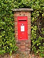 Crown Point Postbox, Main Road, Martlesham - geograph.org.uk - 1457846.jpg