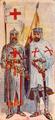 Cruzado e Templário (Roque Gameiro, Quadros da História de Portugal, 1917).png