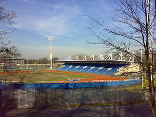 Crystal Palace National Sports Centre National Sports Centre at Crystal Palace in south London, United Kingdom