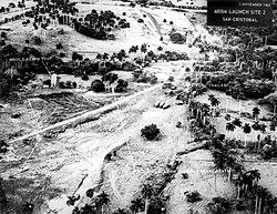 Crisis de los misiles de Cuba: foto del sitio donde se instalaron en 1962