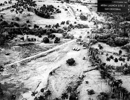 Cubacrisis 01 Nov 1962