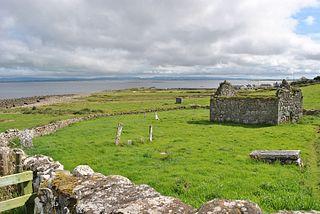 Cuimín of Kilcummin Irish saint