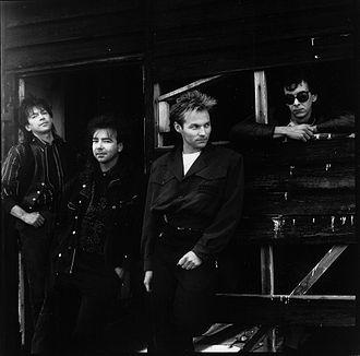 Cutting Crew - Cutting Crew in 1989