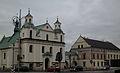 Częstochowa, kościół św. Zygmunta i klasztor po remoncie.JPG