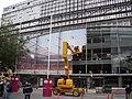 Décoration Mondial de Rugby sur la facade de la gare Montparnasse - panoramio.jpg