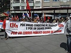 Día do traballo. Santiago de Compostela 2009 09.jpg