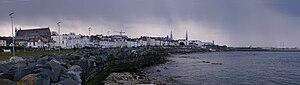 Dún Laoghaire promenade