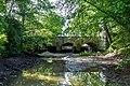 Dülmen, Hausdülmen, Große Teichsmühle, historische Brücke -- 2019 -- 6408.jpg