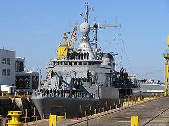 Argentine Navy - ARA La Argentina (D-11).