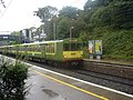 DART at Portmarnock Station - geograph.org.uk - 525893.jpg