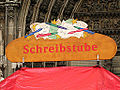 DE-NW - Cologne - Christmas - Holiday - Sign - Cologne Cathedral - Christmas Market (4890635034).jpg