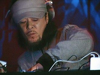 DJ Krush - DJ Krush performing live at Commodore Ballroom in 2007.